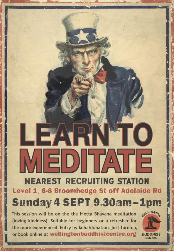 WBC Malcolms 2nd Meditation Workshop 600pp